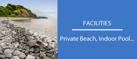Facilities inc Beach and Pool